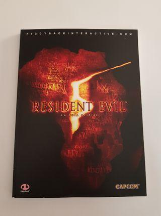 Guia Oficial Resident evil 5