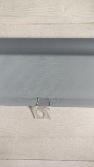Estor opaco gris