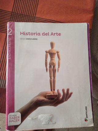 Libro de Historia del arte 2 bachillerato