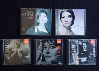 Lote María Callas