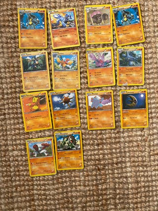 Cartas de pokemon tipo tierra