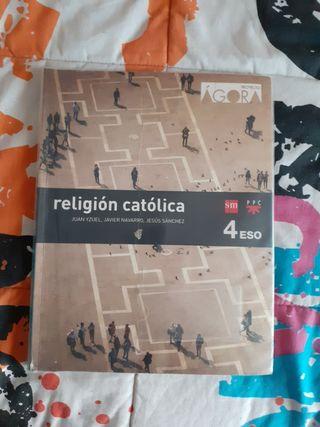 Libro Religion Catolica