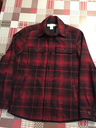 Chaqueta roja H&M