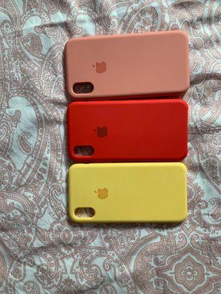Fundas iPhone X, XS