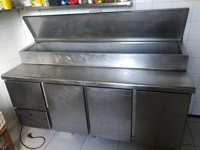 Camara frigorífico