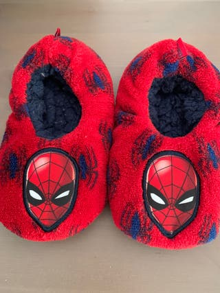 Zapatillas niño Spiderman