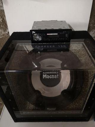 Radio + Subwofer