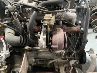 Motor renault f9a completo