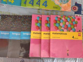 Libros 4° Primaria
