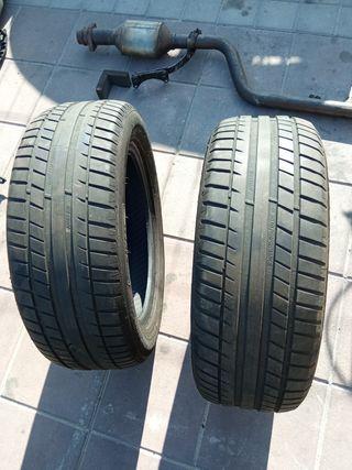 neumáticos 205/55r16 en perfecto estado