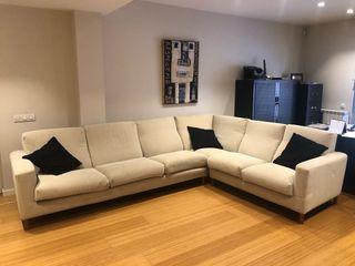 Sofá chaise longue Grassoler