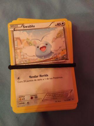 Cartas Pokémon TGC Originales