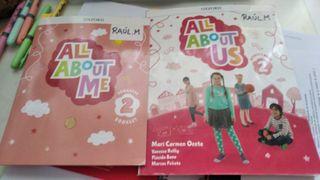 libros de segunda primaria