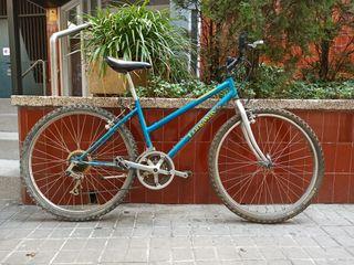 bicicleta de montaña , mtb