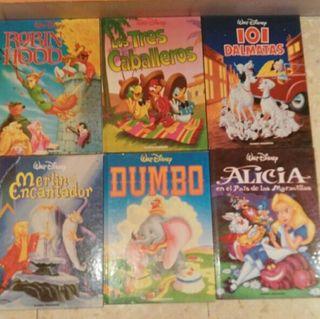 "Libros infantiles ""Walt Disney"""