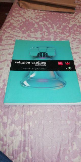 libro religion de bachiller