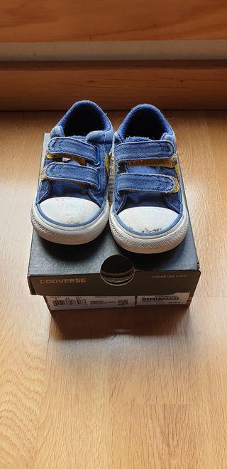 Zapatillas Converse infantiles niño