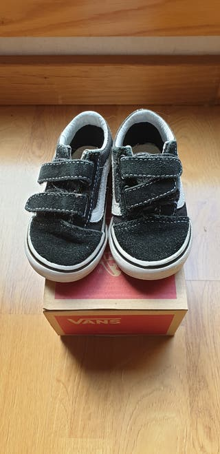 Zapatillas Vans infantiles niño