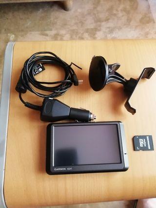 GPS Garmin Nuvi 255w