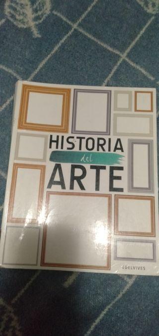 Libro Historia del Arte, 2° Bachillerato,Edelvives