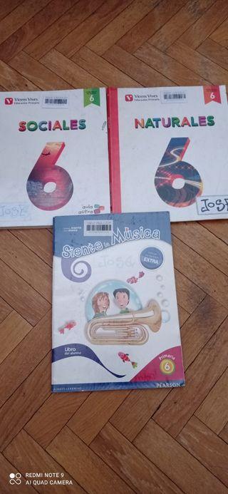 libros de 6de primaria