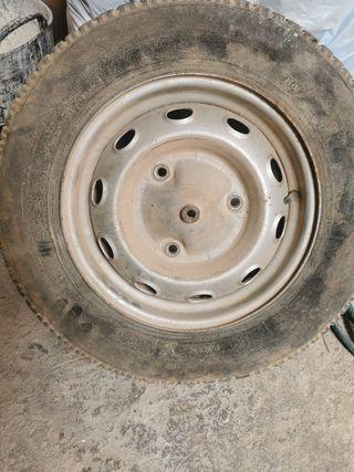 rueda de 2caballos o dyan 6