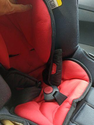 oferta silla coche grupo 0+ alemana con isofix