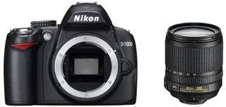 Cámara Reflex - Nikon D3000