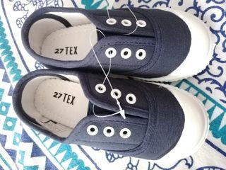 zapatos zapatillas niño 27