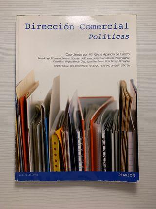 LIBRO DIRECCIÓN COMERCIAL: Políticas