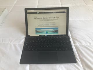 Surface Pro 4 + teclado + dock