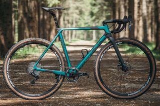 Bicicleta gravel BASSO PALTA