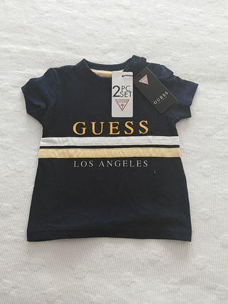 Camiseta niño Guess original