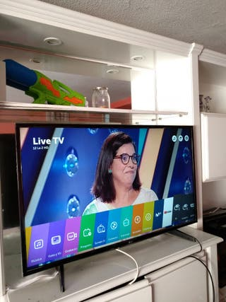 SMART TV LG UHD 4K 43