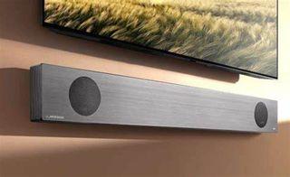 Barra de sonido LG 2020 570W 5.1.2 Nueva
