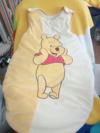 saco de dormir bebe