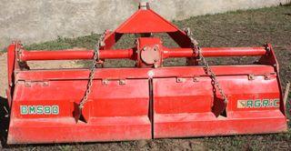 FRESADORA AGRIC BMS80