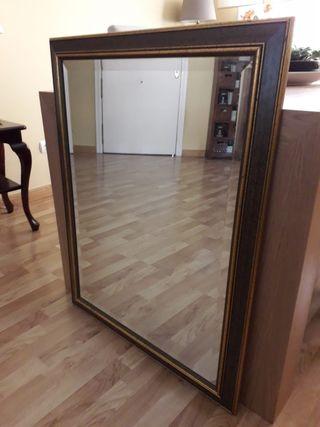 Espejo cristal biselado