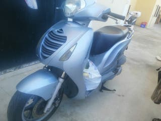 Moto Honda Ps 125