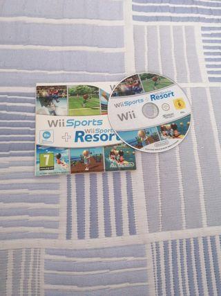wii sports + wii sports resort