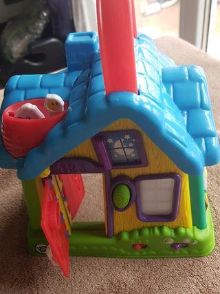 casita casa de juegos para bebes