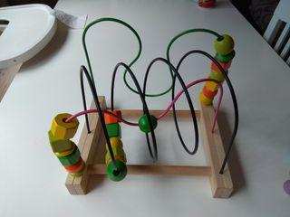 juguete laberinto Ikea bebes