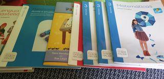 libros de tercero de primaria