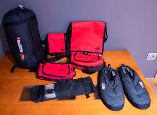 Kit Trekking North Face primus