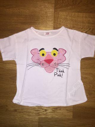 Camiseta de ZARA talla 18-24 Meses Bebe niña