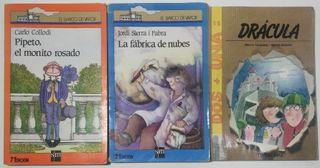 """Libros de la colección """"Barco de Vapor"""""""