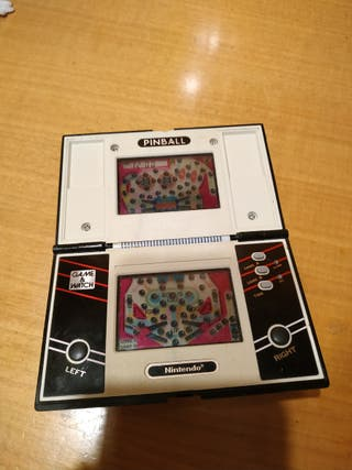 Game & Watch Nintendo Pinball Multi Screen