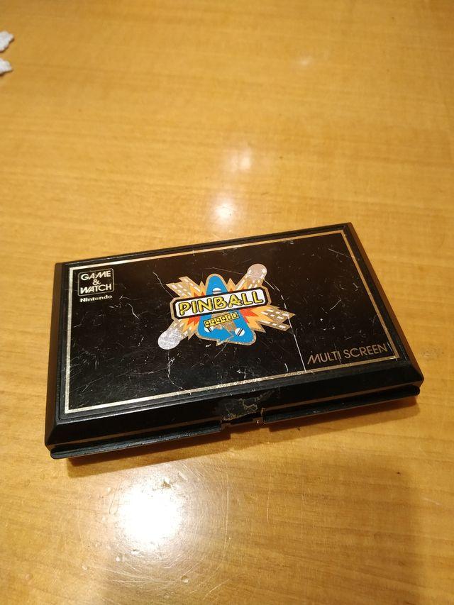 Game & Watch Nintendo Pinball Multi Screen