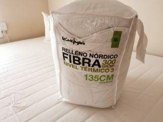Nórdico El Corte Inglés + Funda nórdico IKEA