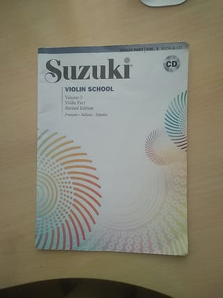 Suzuki VIOLIN SCHOOL Volume 2 Revised Edition